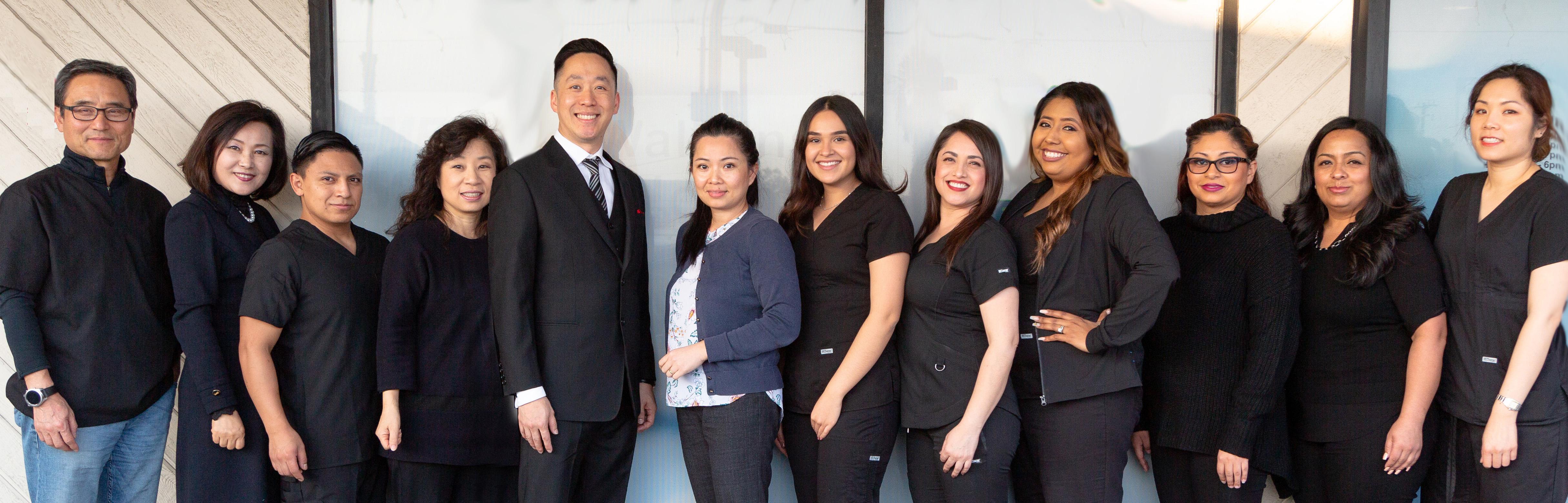 Team - First Dental Care in Anaheim, Orange County